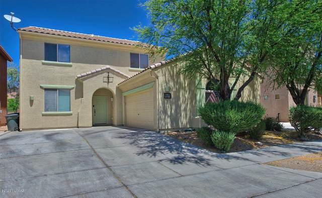 10419 E Valley Quail Drive, Tucson, AZ 85747 (#22011925) :: Keller Williams