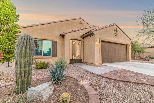 10272 S Binder Drive, Vail, AZ 85641 (#22011989) :: Long Realty - The Vallee Gold Team