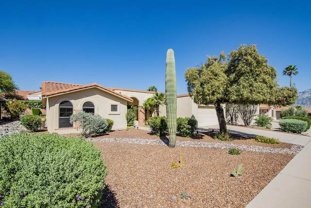 14540 N Line Post Lane, Oro Valley, AZ 85755 (#22012112) :: Long Realty - The Vallee Gold Team
