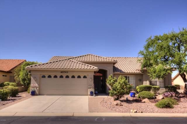 65743 E Desert Moon Drive, Saddlebrooke, AZ 85739 (#22012578) :: The Josh Berkley Team