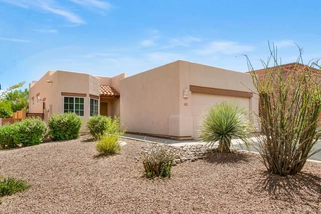2086 E Calle De Dulcinea, Tucson, AZ 85718 (#22012587) :: Tucson Property Executives