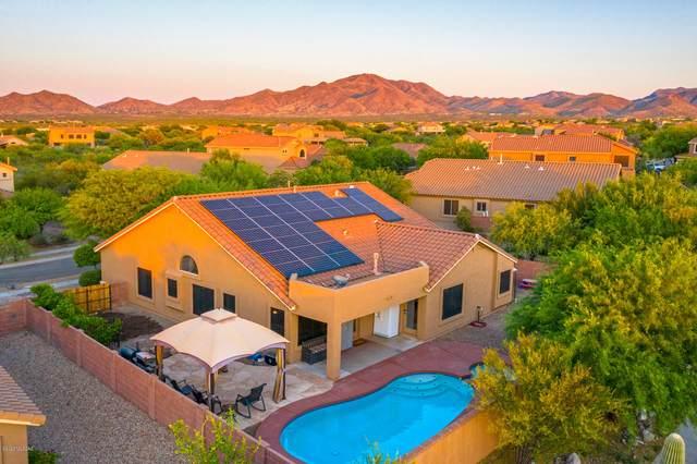 17156 S Sienna Bluffs Trail, Vail, AZ 85641 (#22012675) :: Gateway Partners | Realty Executives Arizona Territory