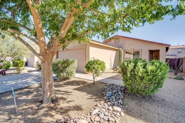 252 E Monterey Cypress Street, Sahuarita, AZ 85629 (#22012765) :: Realty Executives Tucson Elite