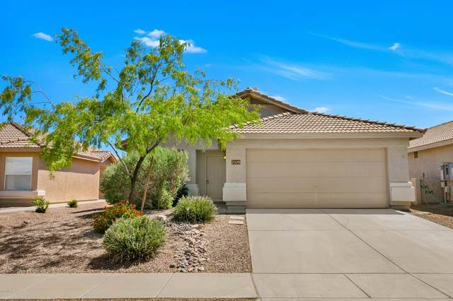 2326 E Precious Shard Court, Oro Valley, AZ 85755 (#22012857) :: Long Realty - The Vallee Gold Team