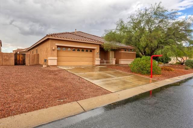 60936 Rock Ledge Loop, Tucson, AZ 85739 (#22012872) :: Long Realty - The Vallee Gold Team