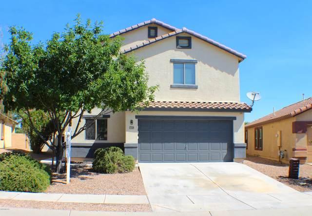 768 W Calle Coroza, Sahuarita, AZ 85629 (#22012965) :: Realty Executives Tucson Elite