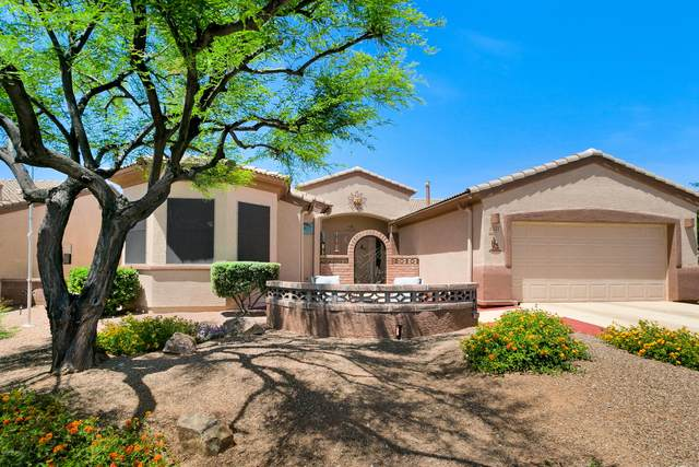 2341 W Calle Guatamote, Green Valley, AZ 85622 (#22012986) :: The Josh Berkley Team