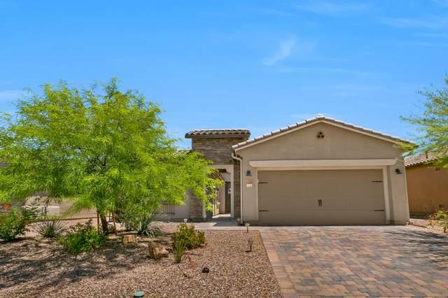14100 N Silver Leaf Lane, Marana, AZ 85658 (#22013115) :: Luxury Group - Realty Executives Arizona Properties