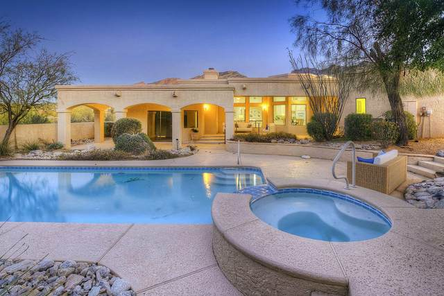 5791 N Paseo Otono, Tucson, AZ 85750 (#22013142) :: The Josh Berkley Team