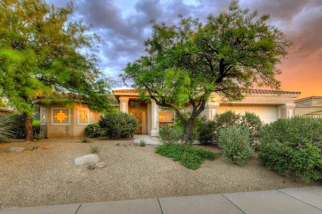 98 E Golden Sun Place, Tucson, AZ 85737 (#22013143) :: Long Realty Company