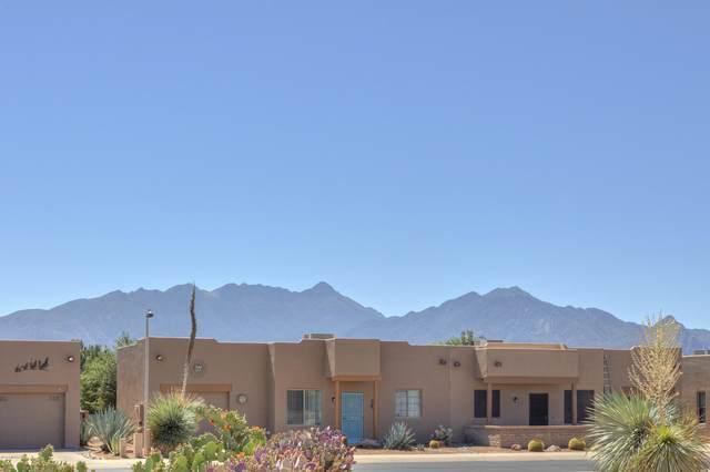 3715 S Paseo De Los Nardos, Green Valley, AZ 85614 (#22013221) :: Long Realty - The Vallee Gold Team