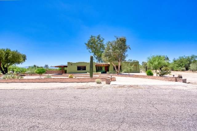 821 Calle De Julio, Green Valley, AZ 85614 (#22013260) :: Realty Executives Tucson Elite