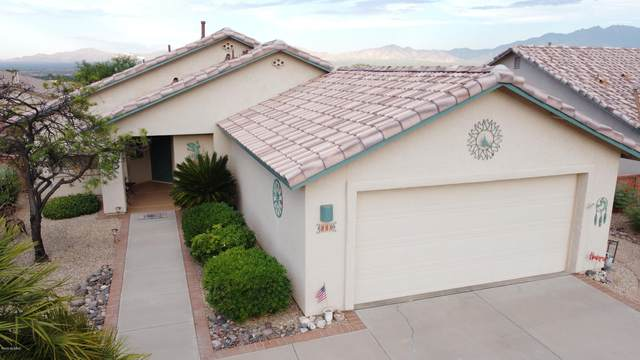 280 N Bluebird Drive, Green Valley, AZ 85614 (#22013723) :: Long Realty - The Vallee Gold Team