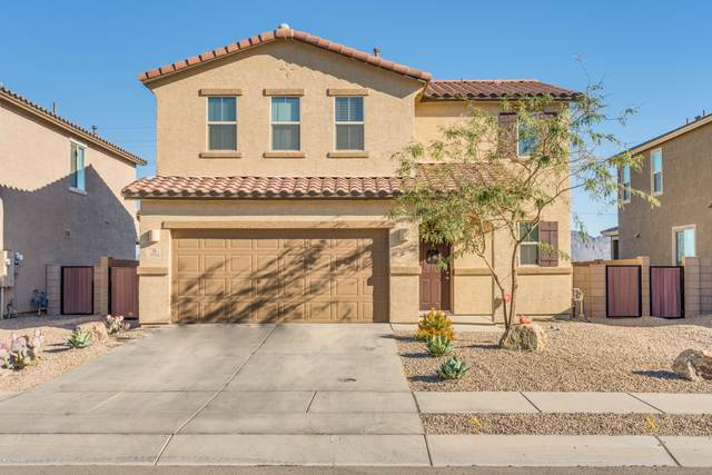 7734 W Valkyrie Way, Tucson, AZ 85757 (#22014052) :: Long Realty - The Vallee Gold Team