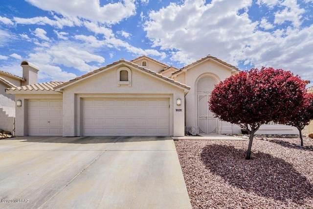 10960 E Fourwing Place, Tucson, AZ 85748 (#22014560) :: The Josh Berkley Team
