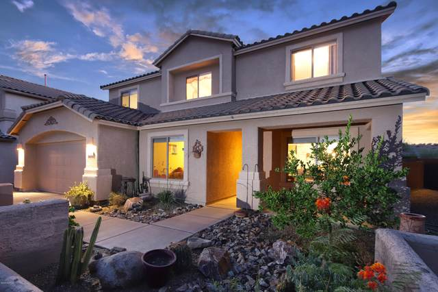 11901 N Cantata Drive, Oro Valley, AZ 85737 (#22014763) :: Long Realty - The Vallee Gold Team