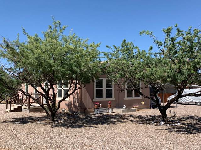 3108 W Mirasol Drive, Benson, AZ 85602 (MLS #22015035) :: The Property Partners at eXp Realty