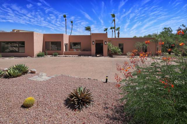 4840 E Winged Foot Drive, Tucson, AZ 85718 (#22015373) :: Long Realty - The Vallee Gold Team