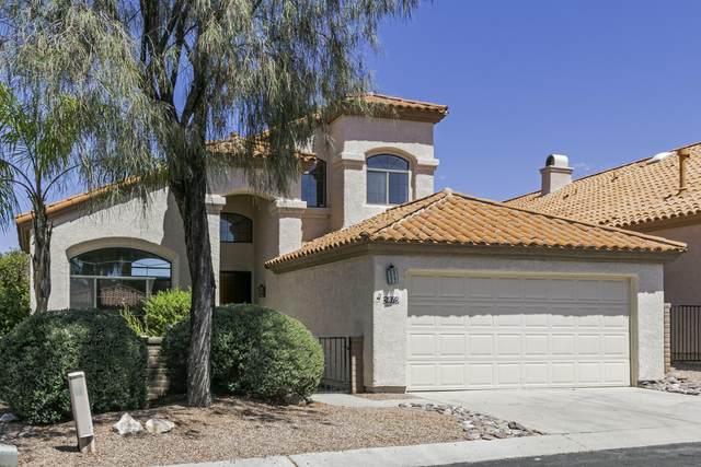5875 N Misty Ridge Drive, Tucson, AZ 85718 (#22015750) :: Long Realty - The Vallee Gold Team