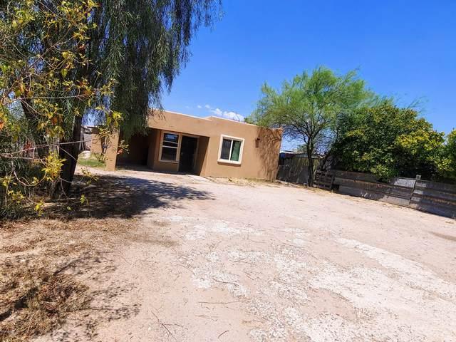 326 W 33rd Street, Tucson, AZ 85713 (#22015844) :: Gateway Partners
