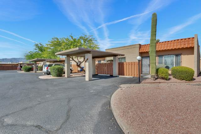 951 S Pantano Parkway, Tucson, AZ 85710 (#22015860) :: Long Realty Company