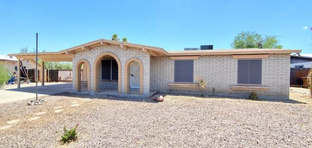7929 N Pyracantha Place, Tucson, AZ 85741 (#22015951) :: Long Realty - The Vallee Gold Team