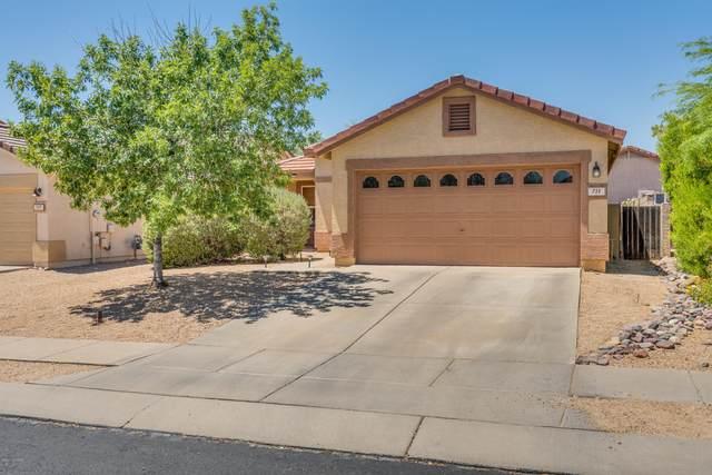 733 W Buffalo Grass Drive, Oro Valley, AZ 85755 (#22016049) :: Keller Williams