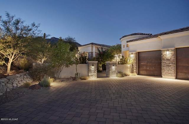 6210 N Whaleback Place, Tucson, AZ 85750 (#22016300) :: Keller Williams