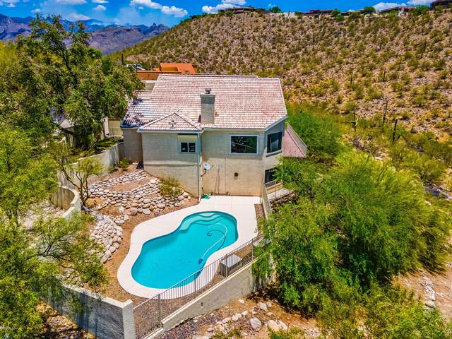 4360 N Summer Set Drive, Tucson, AZ 85750 (#22016361) :: The Local Real Estate Group | Realty Executives