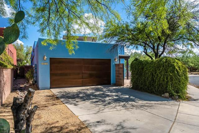 3840 N Vines End Place, Tucson, AZ 85719 (#22016475) :: Long Realty - The Vallee Gold Team