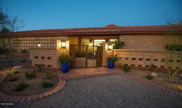 801 E Rudasill Road, Tucson, AZ 85718 (#22016547) :: The Local Real Estate Group   Realty Executives