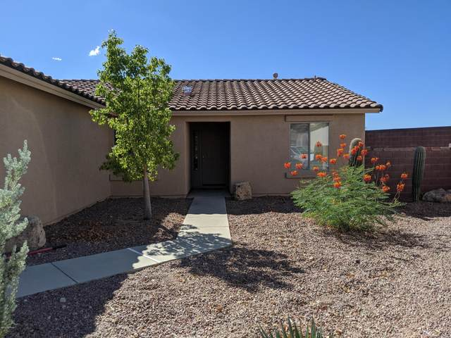 2574 W Sunstar Place, Tucson, AZ 85713 (#22016583) :: Long Realty - The Vallee Gold Team