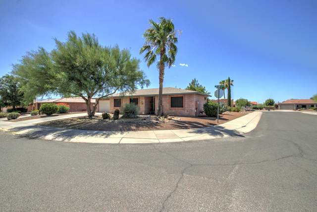 903 W Welcome Way, Green Valley, AZ 85614 (#22016656) :: Long Realty - The Vallee Gold Team