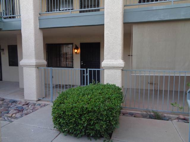 7666 E 22nd Street #36, Tucson, AZ 85710 (#22017058) :: Long Realty Company
