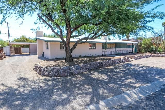 612 N Ruston Avenue, Tucson, AZ 85711 (#22017163) :: Long Realty - The Vallee Gold Team