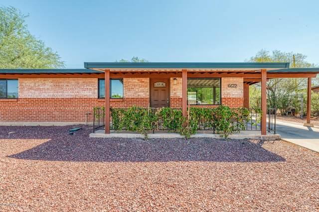 6622 E Calle Dened, Tucson, AZ 85710 (#22017188) :: Gateway Partners