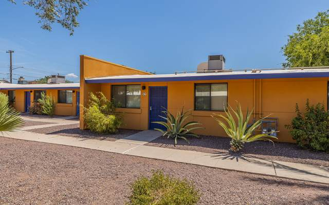 350 N Silverbell Road #64, Tucson, AZ 85745 (#22017702) :: Long Realty - The Vallee Gold Team