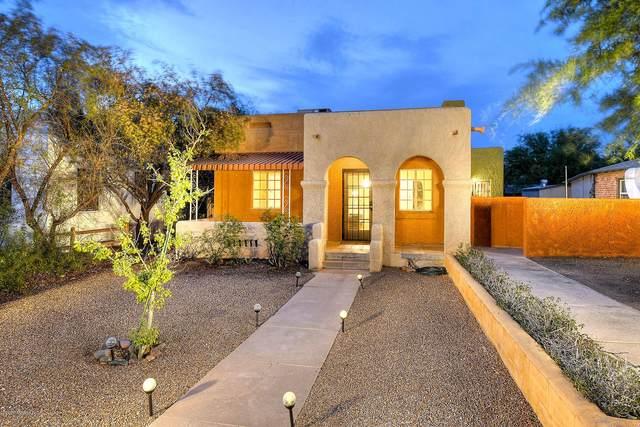 2409 E 8Th Street, Tucson, AZ 85719 (#22018024) :: Gateway Partners