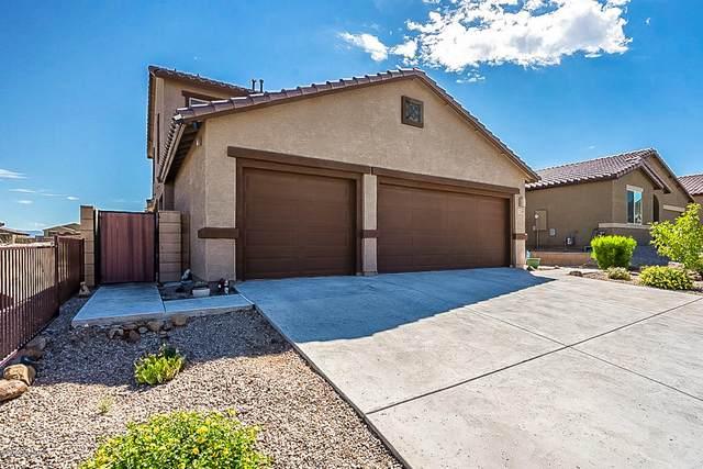 17339 S Nicholas Falls Drive E, Vail, AZ 85641 (#22018325) :: Long Realty - The Vallee Gold Team