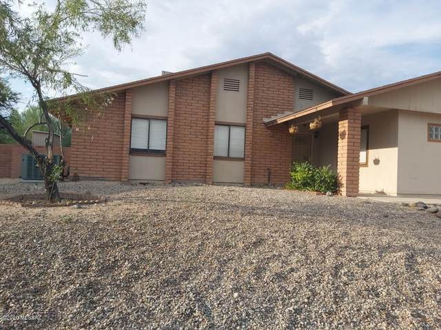 3236 W Green Ridge Drive, Tucson, AZ 85741 (MLS #22018529) :: The Property Partners at eXp Realty