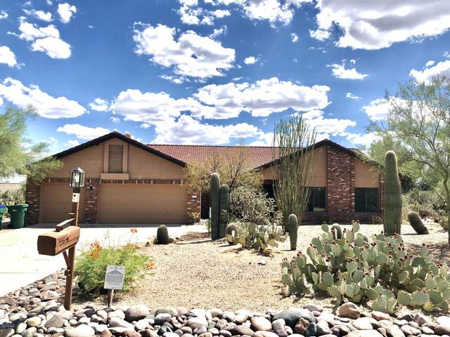 6364 N Camino Padre Isidoro, Tucson, AZ 85718 (#22018536) :: Long Realty - The Vallee Gold Team