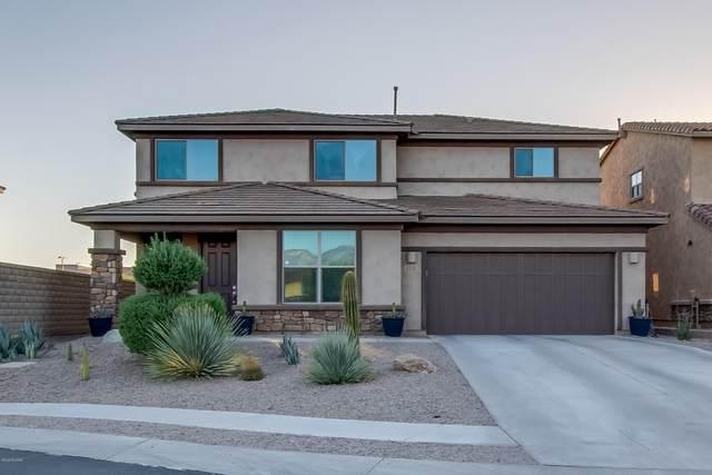 2251 W Tangor Place, Oro Valley, AZ 85742 (#22018582) :: Keller Williams