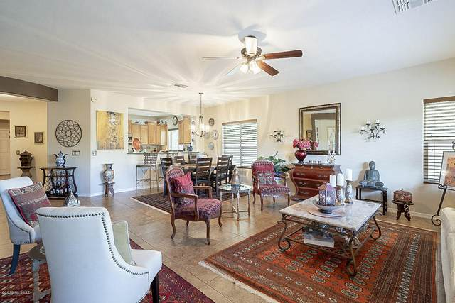 1240 W Versilia Drive, Oro Valley, AZ 85755 (#22018597) :: Long Realty - The Vallee Gold Team