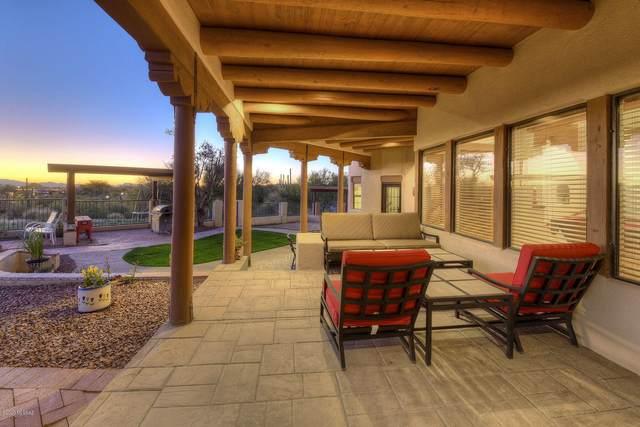 2640 E Camino La Brinca, Tucson, AZ 85718 (#22018642) :: Long Realty - The Vallee Gold Team