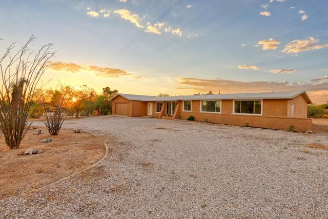 210 W Meadowbrook Drive, Tucson, AZ 85704 (#22018652) :: Luxury Group - Realty Executives Arizona Properties