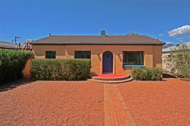 2211 E Drachman Street, Tucson, AZ 85719 (#22018666) :: The Local Real Estate Group   Realty Executives