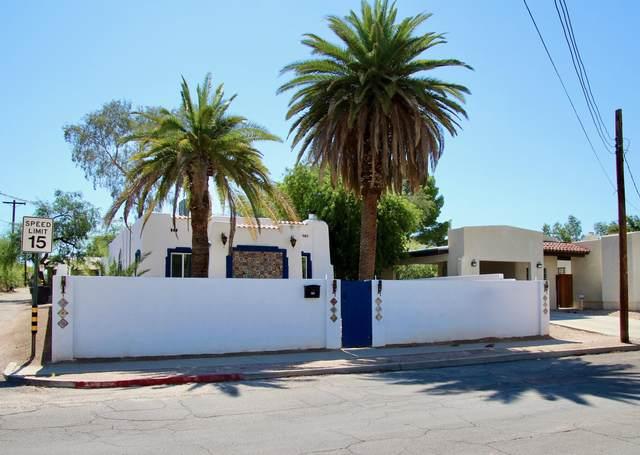 916 N Norris Avenue, Tucson, AZ 85719 (#22018785) :: Keller Williams