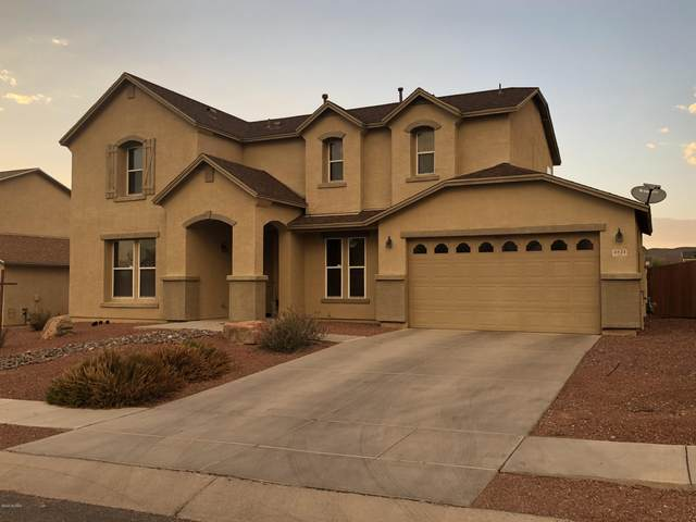 4824 W Paseo Don Carlos, Tucson, AZ 85757 (#22018824) :: Long Realty - The Vallee Gold Team