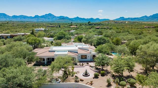 16 Calle Diaz, Tubac, AZ 85646 (#22019042) :: Tucson Property Executives