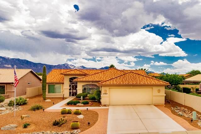 63627 E Desert Peak Drive, Saddlebrooke, AZ 85739 (#22019066) :: Long Realty Company